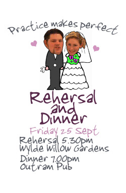 rehearsal dinner information and questions3