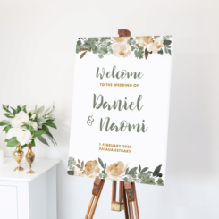 Wedding and Event Signs