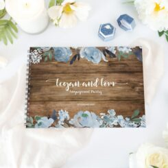 Engagement Party Guest Book