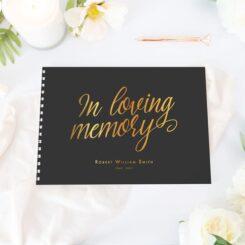 In Memorial Guest Book